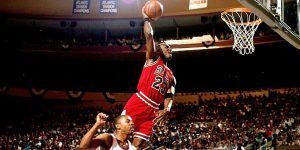 Michael Jordan Basketball Shoe